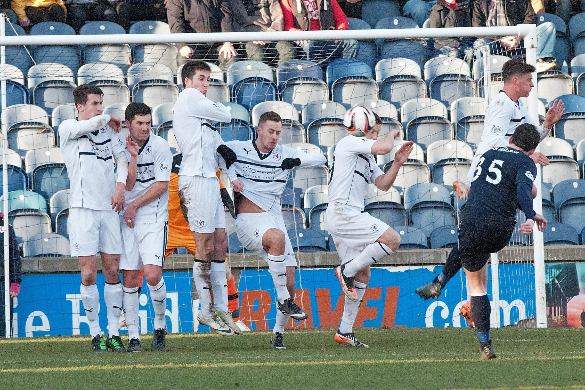 Bairns win shows they're reggae for title challenge - Watch It Again, March 2014