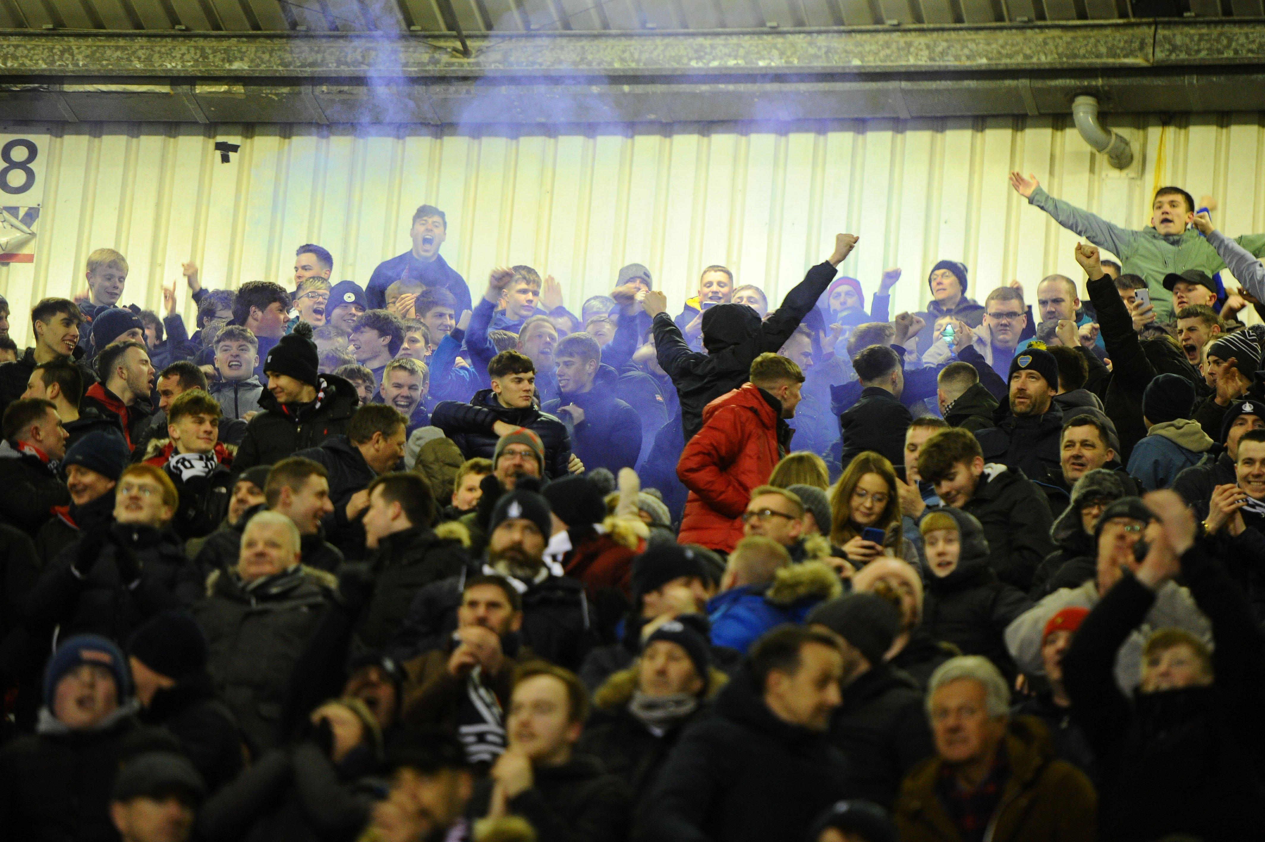 Bairns shown to have top level support – despite Falkirk's decade out of SPFL Premiership