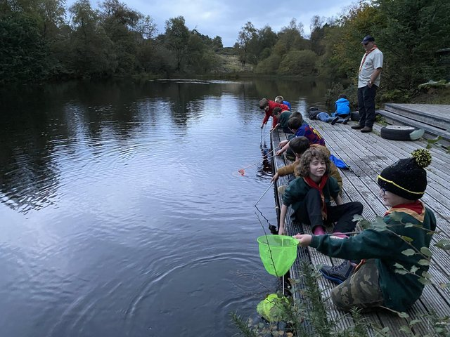 Cubs and Scouts from across Forth Valley have been allowed back into their Barrwood camp.