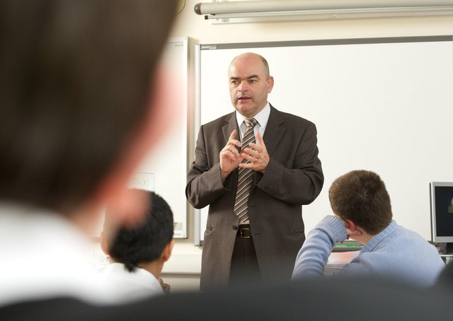 """Larry Flanagan, EIS general secretary, said: """"It is simply unacceptable for local authorities to fail to keep individual risk assessments for teachers up-to-date."""""""