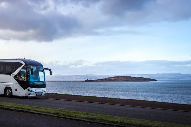 Funding is available for coach operators to tap into