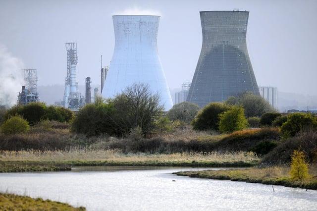 The Grangemouth community warning siren will sound next week