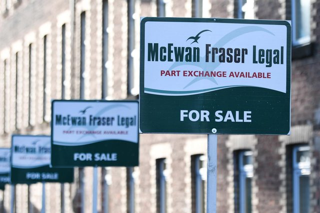 The fastest and slowest home sales markets in Falkirk have been revealed by Property Solvers analysis. Picture: John Devlin.
