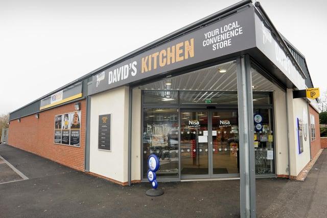 David's Kitchen in Falkirk