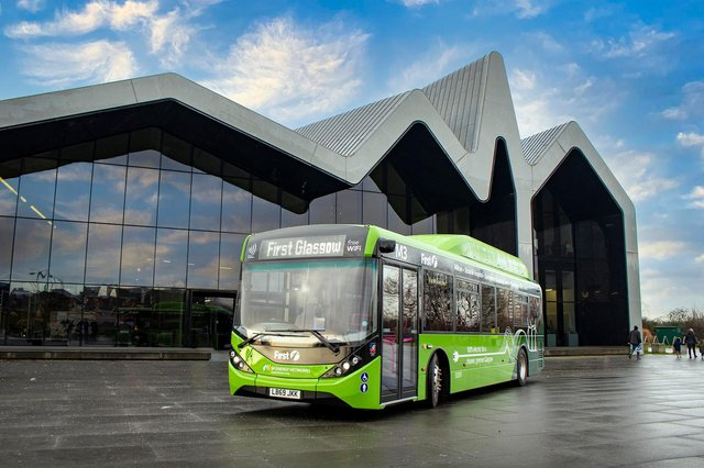 The ADL manufactured buses will be hitting the streets of Glasgow in 2023