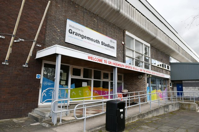 Grangemouth Stadium will re-open for outdoor fitness sessions from Monday