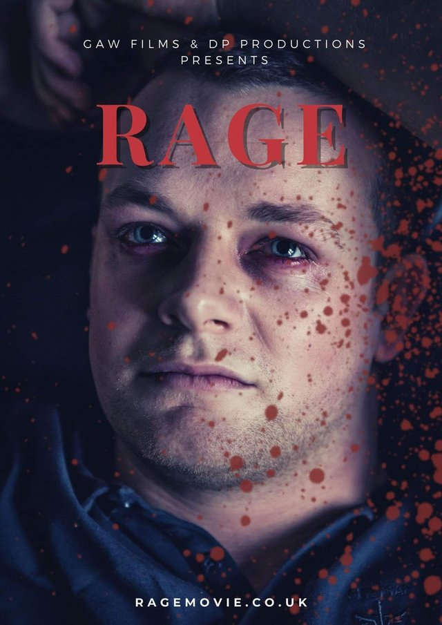 RAGE poster.