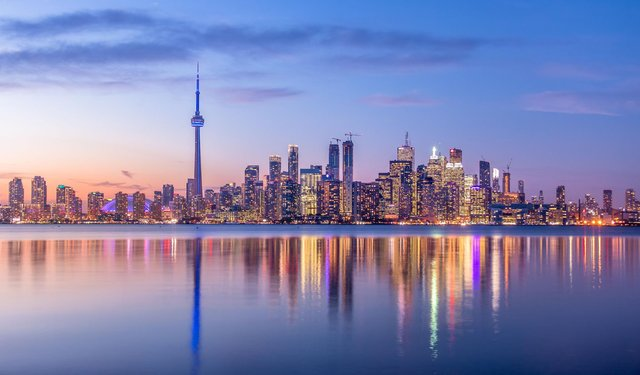 Barrhead Travel's virtual tour of Canada will take in amazing destinations like the city of Toronto
