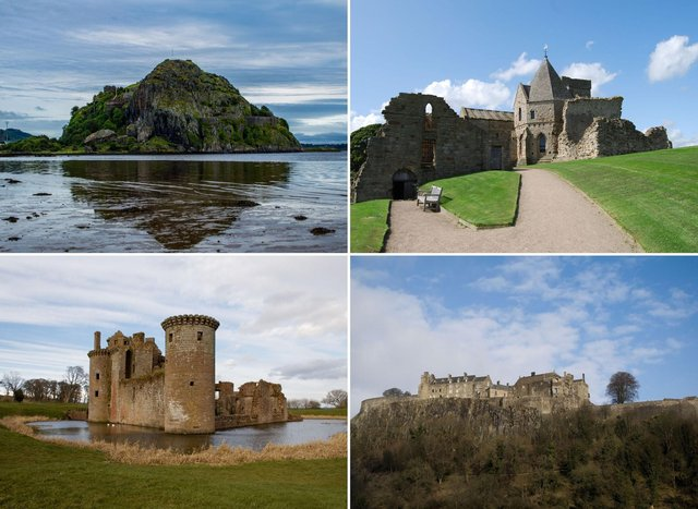 These are the Historic Scotland landmarks closest to Falkirk that kids can visit for free this summer.