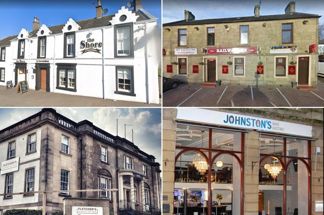 Some of the restaurants in and around Falkirk perfect for a celebratory meal.