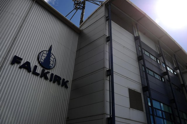 The Falkirk Stadium will once again play host to drive-in movies from June 4 to 6.  Pic: Michael Gillen