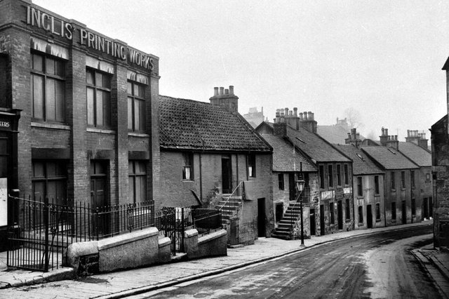 The Howgate in the 1950s.
