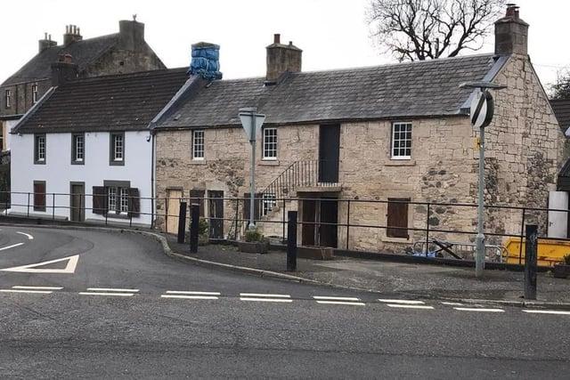 Bridge Inn, Linlithgow after renovation it will re-open in summer 2021