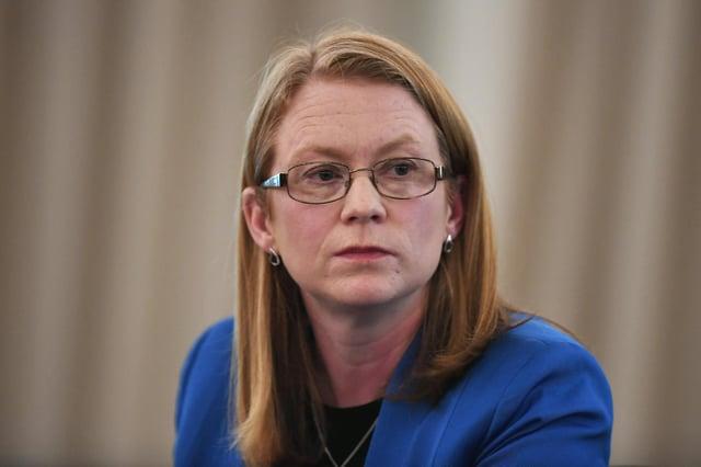 Shirley-Anne Somerville MSP, Cabinet Secretary for Education (Pic: John Devlin)