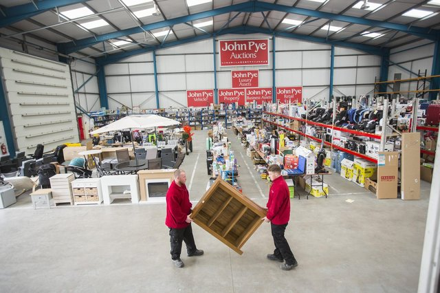John Pye Auctions is back in business after the recent COVID-19 lockdown