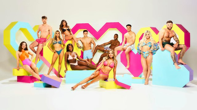 This year's Love Island line up (ITV)