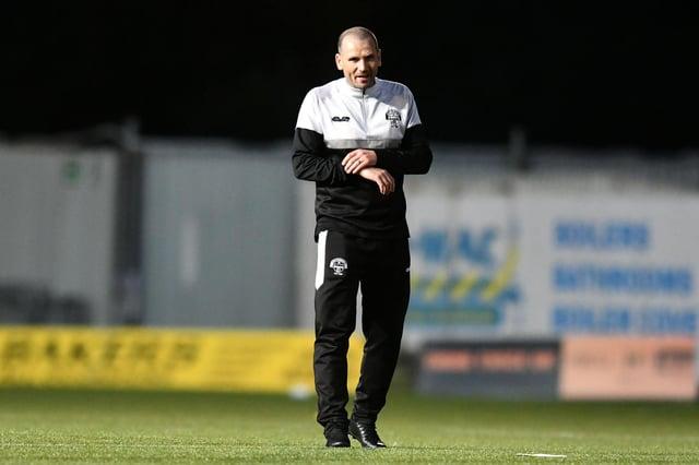 East Stirlingshire gaffer Derek Ure