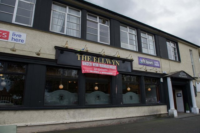 A film crew is coming to Grangemouth later in the year to shoot a scene at The Ellwyn pub