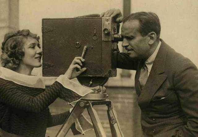 Early Hollywood icons Mary Pickford and Douglas Fairbanks would have logged online to see this year's HippFest if they could