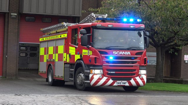 Falkirk residents are being asked to take part in a consultation to help shape the future of the Scottish Fire and Rescue Service