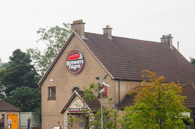 Cadgers Brae Brewers Fayre will be re-opening its soft play area next week