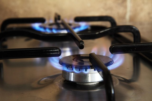 The family were left without gas and electricity