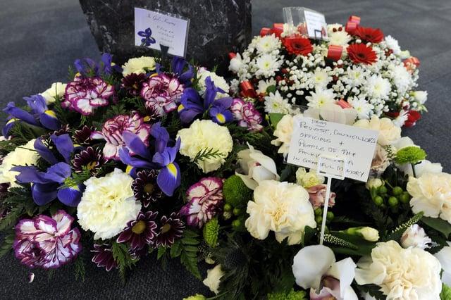 International Workers Memorial Day (Pic: Alan Murray)