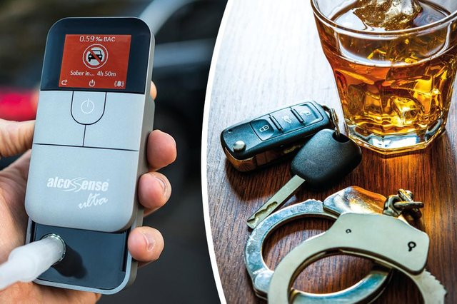 A recent poll by breathalyser firm AlcoSense also found that 39 percent of respondents found their alcohol consumption had increased during the pandemic.