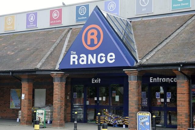 The Range Falkirk