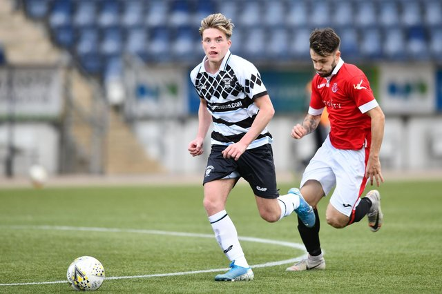 Jamie Dishington has returned to previous club The Spartans