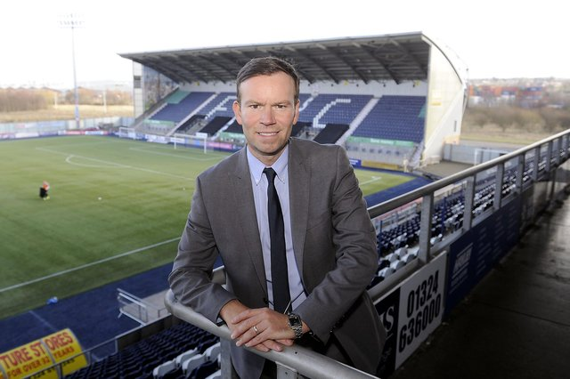 Falkirk have announced that Commercial Director Kieran Koszary has decided to leave the club
