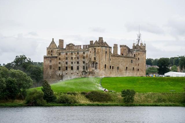 Linlithgow Palace (Pic: John Devlin)