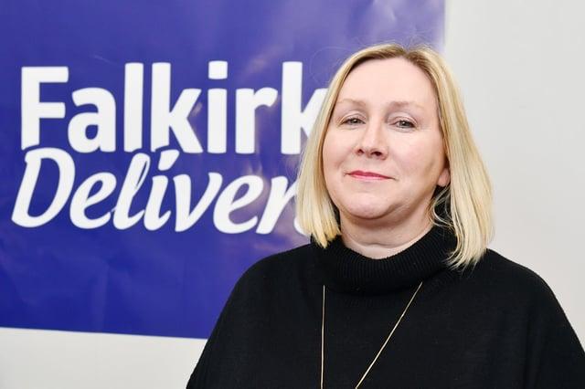 Falkirk Delivers BID manager, Elaine Grant. (Pic: Michael Gillen)