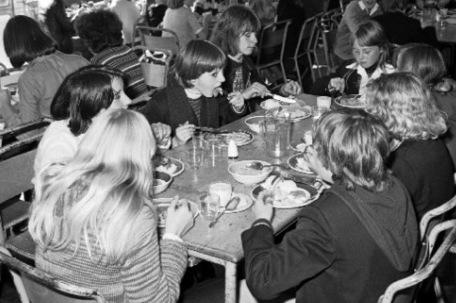 We asked you for your memories of school dinners and here they are - the good and the bad.