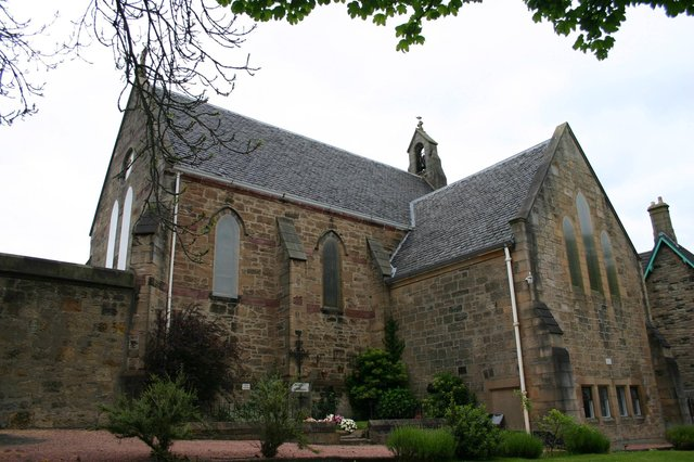 Christ Church in Kerse Lane which opened for worship 157 years ago.