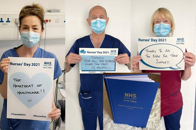 Special reflections book launched for International Nurses Day