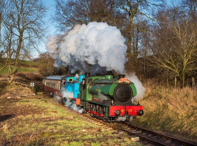 Bo'ness and Kinneil Railway will soon be running trains once more and is now taking ticket bookings
