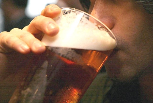 Drinking outside in all level 4 areas will be illegal from Saturday