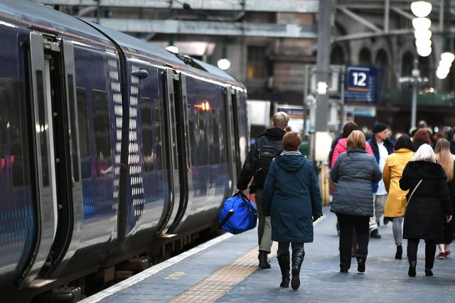 Abellio's ten-year franchise to run ScotRail is due to end three years early in March 2022. Picture: John Devlin