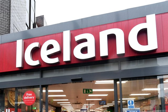 Iceland stores have been forced to remove the Greggs' product from their shelves because they may contain traces of glass