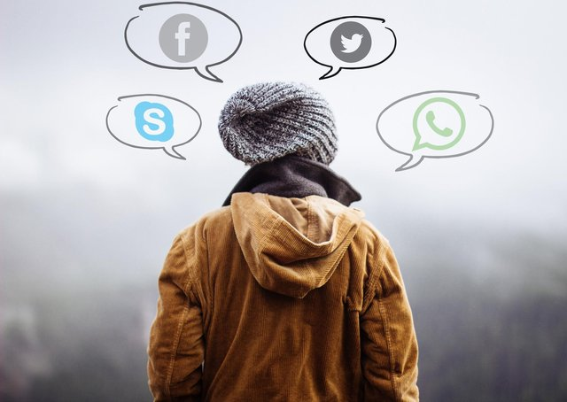 Words matter - but social media has corroded the way we converse