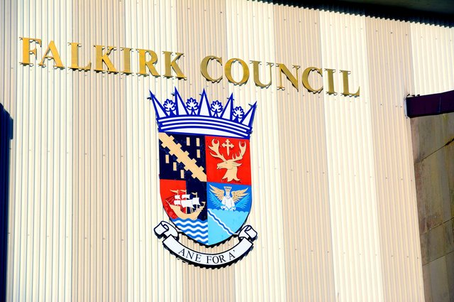 Falkirk Council is one large employer prepared to support home working for another few weeks