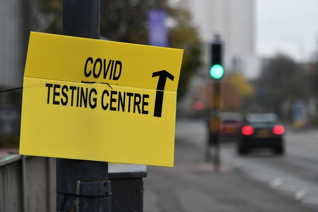 People are being urged to get a Covid-19 test if they visited a Stirling cocktail bar