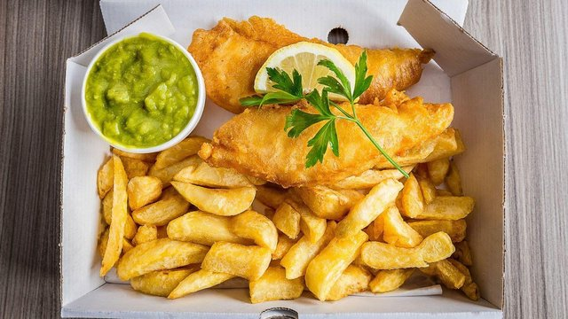 We asked our readers where to find the best fish and chips in Falkirk (photo by Getty)
