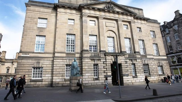 Martin Dolan was jailed following a trial at the High Court in Edinburgh.