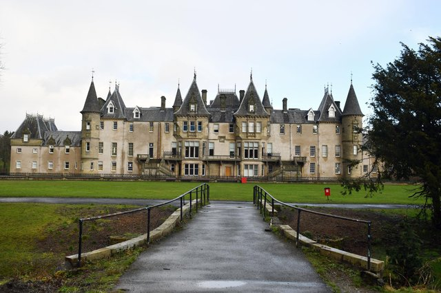 Falkirk's historic Callendar House will be bathed in purple light later this month to highlight epilepsy