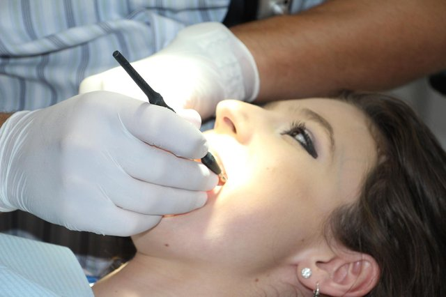 The dental practice was sold for an undisclosed price