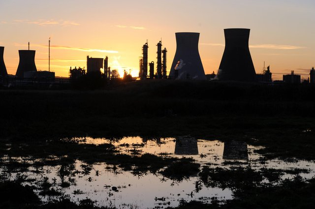 Grangemouth has an important role to play in the move towards cleaner energy