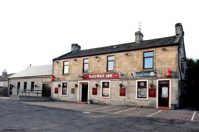 The Railway Inn, Glasgow Road, Dennyloanhead