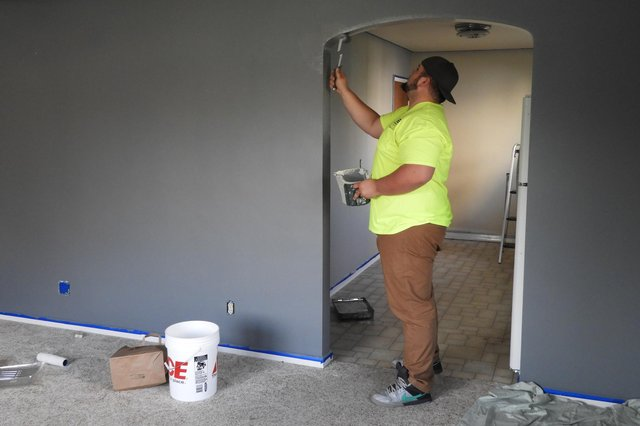 Falkirk is a hot spot for home renovations